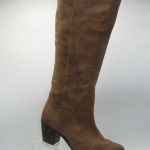 Frye Jackie 76571 Size 8 B Brown Womens B5 E14